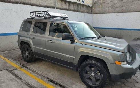 Jeep patriot latitud