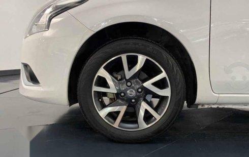 34386 - Nissan Versa 2018 Con Garantía At