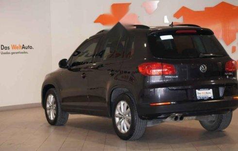 Volkswagen Tiguan 2016 5p Sport&Style L4/2.0/T Aut