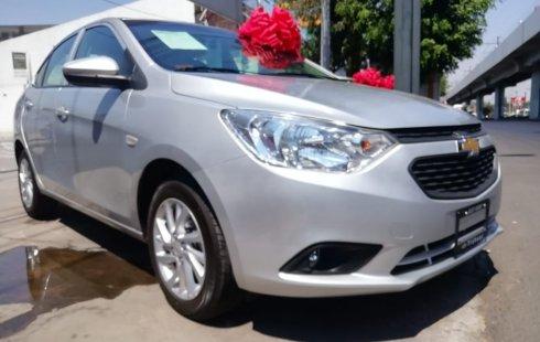 Chevrolet Aveo NUEVO 2020 Plata