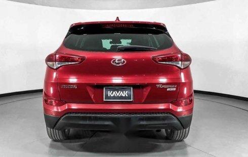 38517 - Hyundai Tucson 2017 Con Garantía At