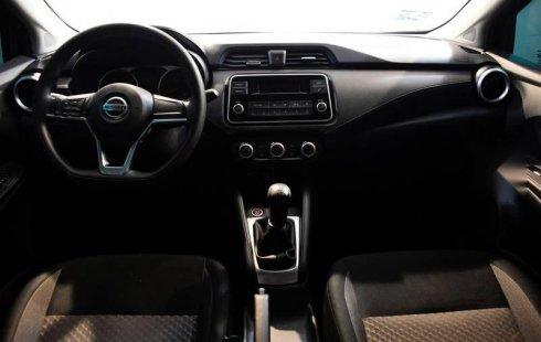 Nissan Versa 2020 1.6 Sense Mt