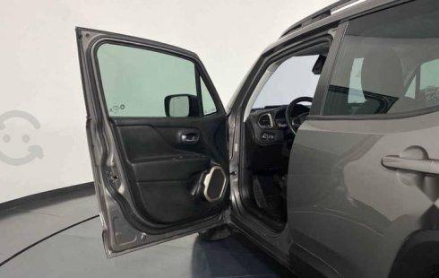 42767 - Jeep Renegade 2018 Con Garantía At