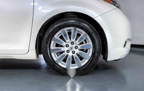 36736 - Toyota Sienna 2015 Con Garantía At