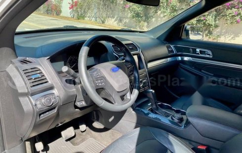 Ford Explorer 2017 Sport V6 Ecoboost piel QC awd
