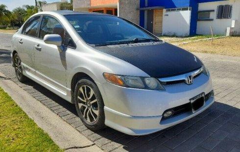 Honda Civic EX 2008 factura original 2 dueños 120000km originales el más equipado ¡flamante!