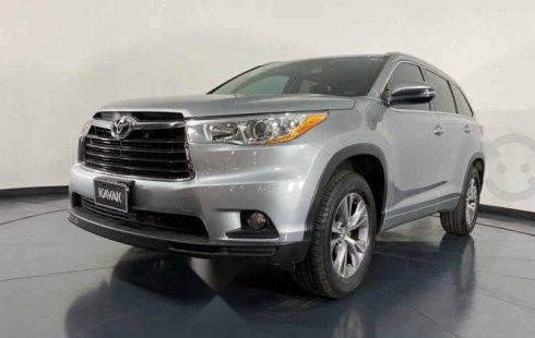 44745 - Toyota Highlander 2015 Con Garantía At