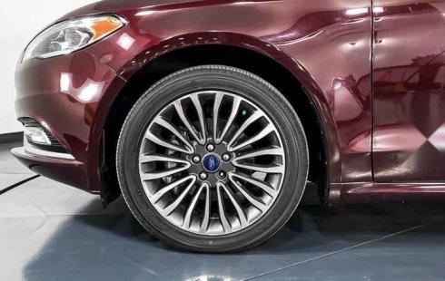 41640 - Ford Fusion 2017 Con Garantía At