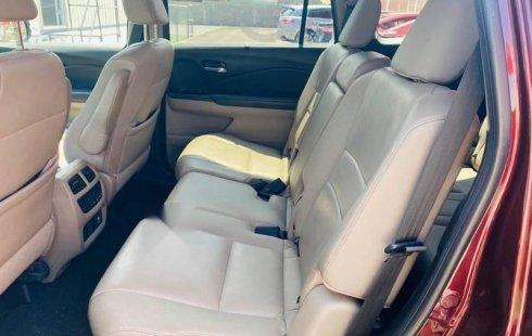 Honda Pilot 2019 3.5 V6 Touring Piel At