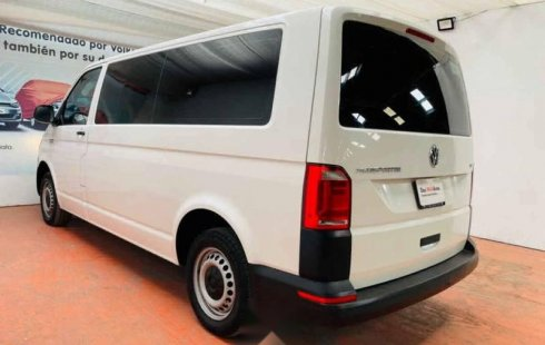 Volkswagen Transporter 2017 5p TDI L4/2.0/T Man 9/