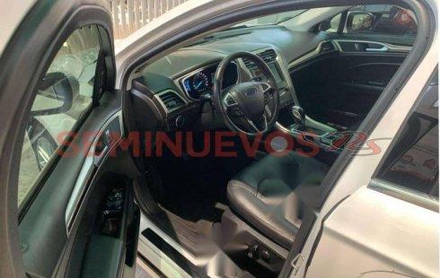 Ford Fusion 2014 SE Automático Factura Original