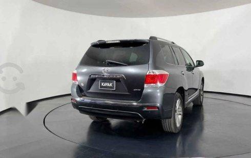 44658 - Toyota Highlander 2011 Con Garantía At