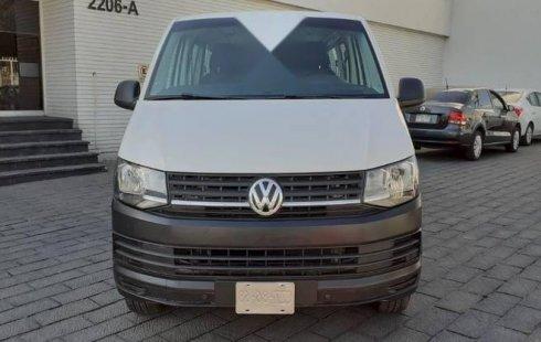 Volkswagen Transporter 2018 2.0 Pasajeros At