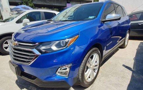 Chevrolet Equinox 2019 5p Premier Plus L4/1.5/ T A