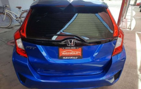 IMPECABLE HONDA FIT FUN AUTOMATICO 2017 UNICO DUEÑ