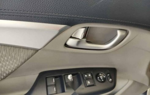 Honda Civic 2014 4p EX Sedán L4/1.8 Aut