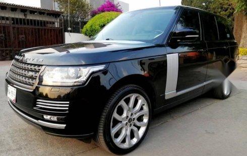 land Rover ranger