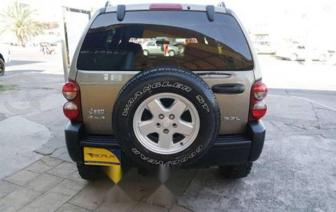 2006 JEEP LIBERTY SPORT 4X4 FACTURA ORIGINAL