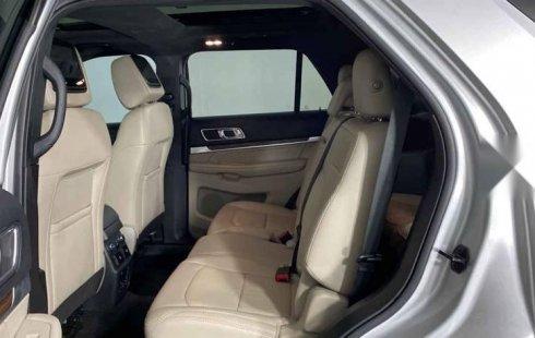 42753 - Ford Explorer 2019 Con Garantía At