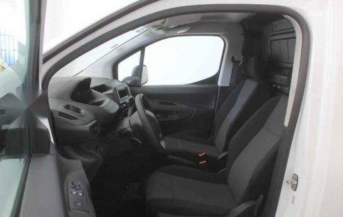 Peugeot Partner 2020 4p Maxi Nivel 2 L4/1.6/T Dies