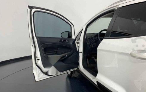 44894 - Ford Eco Sport 2018 Con Garantía At