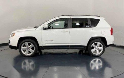 45506 - Jeep Compass 2012 Con Garantía At