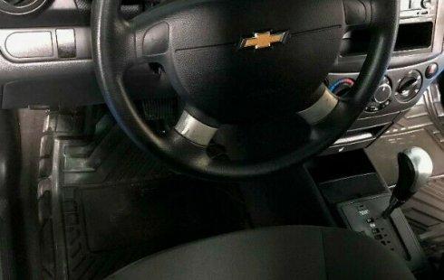 Chevrolet Aveo LS Paq L T/A 2018 Plata $ 145,900