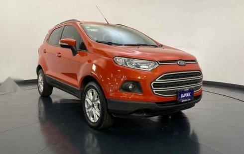 33130 - Ford Eco Sport 2017 Con Garantía At