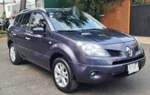 Renault Koleos Fac Agencia Todo Pagado