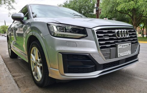 Audi Q2 Sline 2.0 T 2019 Plata