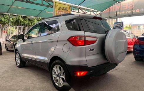 Ford Ecosport 2015 Automática Factura Original