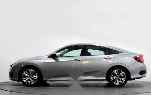 Honda Civic 2018 1.5 Turbo Plus Sedan Piel Cvt