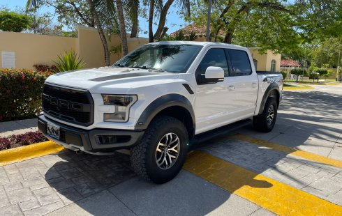 FORD LOBO RAPTOR 3.5 V6 BITURBO 2017