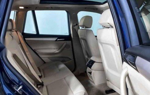 37262 - BMW X3 2015 Con Garantía At