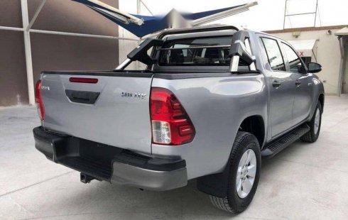 Toyota Hilux Único Dueño Servicios de Agencia