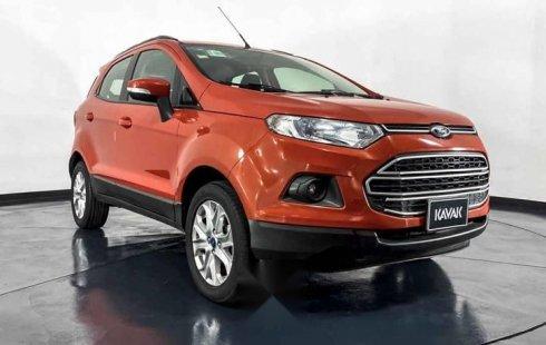 38228 - Ford Eco Sport 2016 Con Garantía At