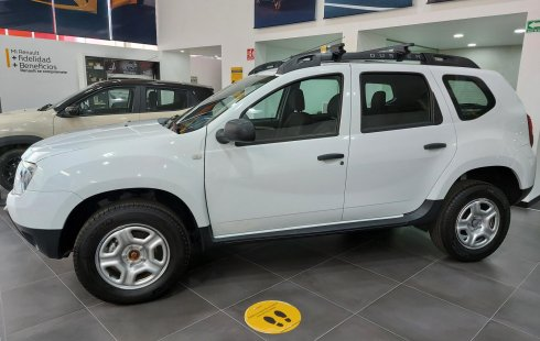 Renault Duster 2020 Blanco
