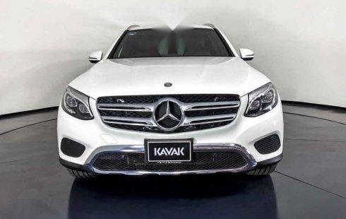 43539 - Mercedes Benz Clase GLC 2017 Con Garantía