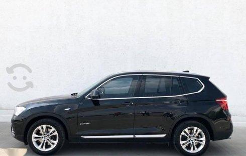 BMW X3 2015 2.0 Xdrive28ia X Line At