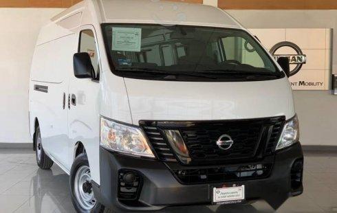 Nissan Urvan 2021