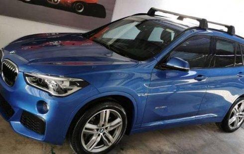 2018 BMW X1 sDrive i120 M Sport