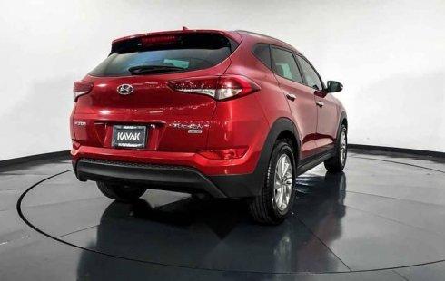 35773 - Hyundai Tucson 2018 Con Garantía At