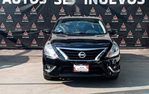 NISSAN VERSA ADVANCE MT 2019