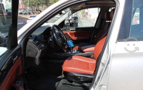 BMW X3 2014 5p xDrive 28i Topline L4/2.0/T Aut.