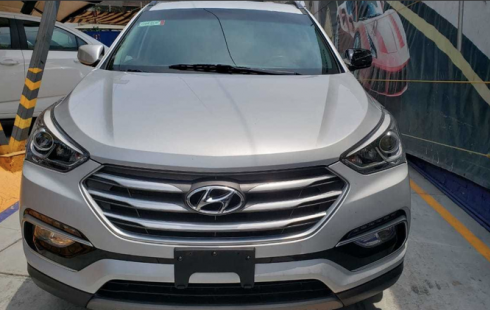 Venta auto Hyundai Santa Fe 2018 , Ciudad de México