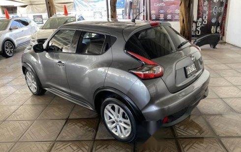 Se vende urgemente Nissan Juke Exclusive 2017 en Guadalajara