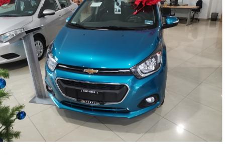 Chevrolet Beat 2021 Sedán Azul