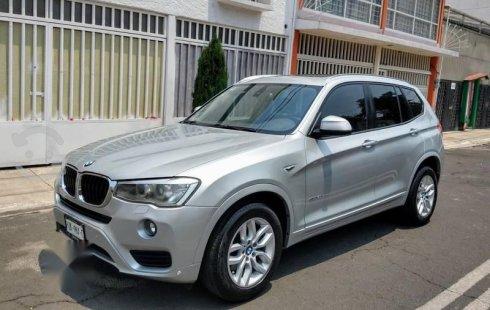 BMW X3 2017 impecable en Iztacalco