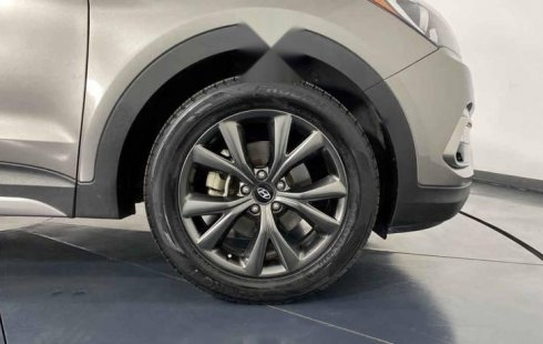 46471 - Hyundai Santa Fe 2018 Con Garantía At