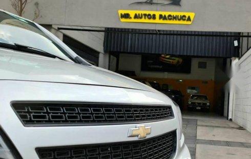 Chevrolet Tornado 2016 impecable en Pachuca de Soto